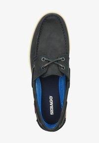 Sebago - SEBAGO HALBSCHUHE - Buty żeglarskie - blue navy sb908 - 1