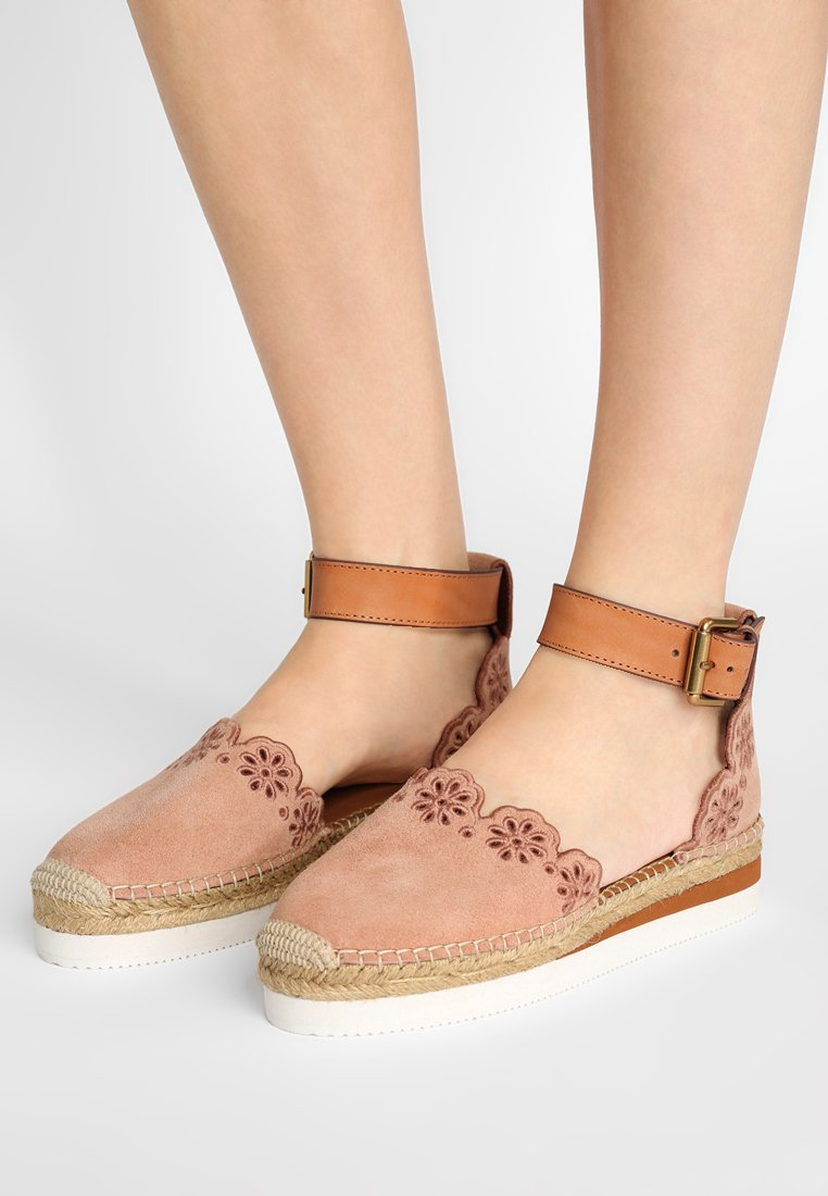 See by Chloé - Espadrilles - cipria