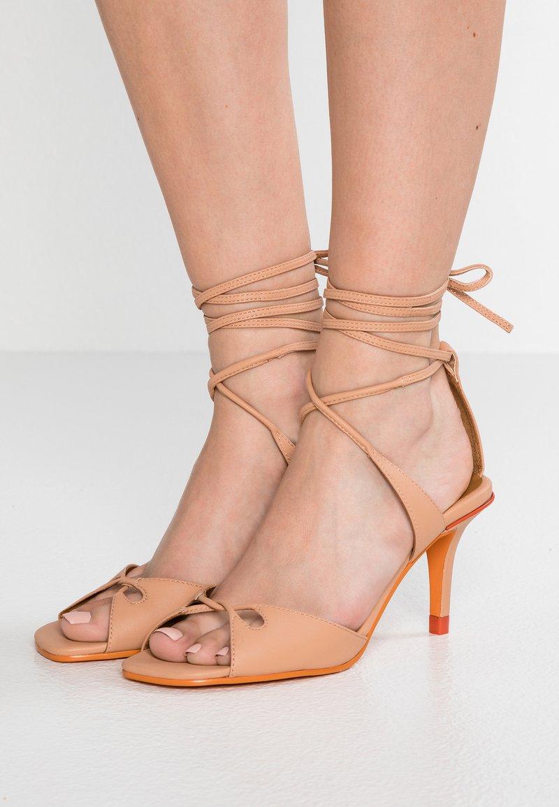 See by Chloé - High Heel Sandalette - rosellina