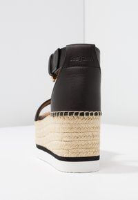 See by Chloé - Platform sandals - nero - 5