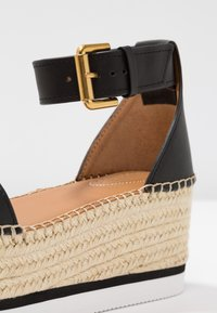 See by Chloé - Platform sandals - nero - 2