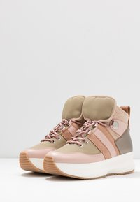 See by Chloé - Baskets montantes - light pink - 4