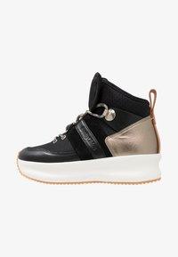 See by Chloé - Sneakersy wysokie - black - 1
