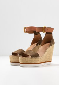 See by Chloé - High heeled sandals - alghe - 4