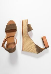 See by Chloé - High heeled sandals - alghe - 3