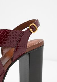 See by Chloé - High heeled sandals - bordeaux - 2