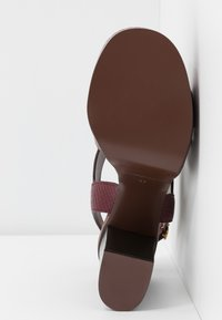 See by Chloé - High heeled sandals - bordeaux - 6