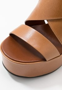 See by Chloé - High heeled sandals - cognac - 2