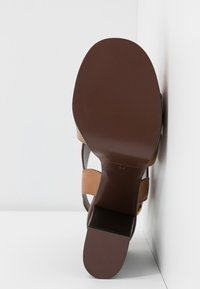 See by Chloé - High heeled sandals - cognac - 6