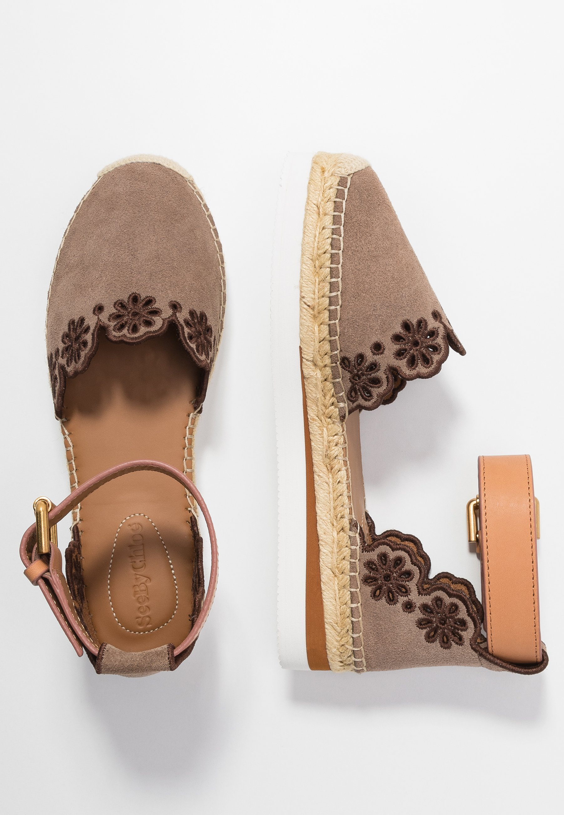 See By Chloé Espadrille - Taupe Black Friday