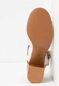 See by Chloé - Sandály na vysokém podpatku - gesso - 6