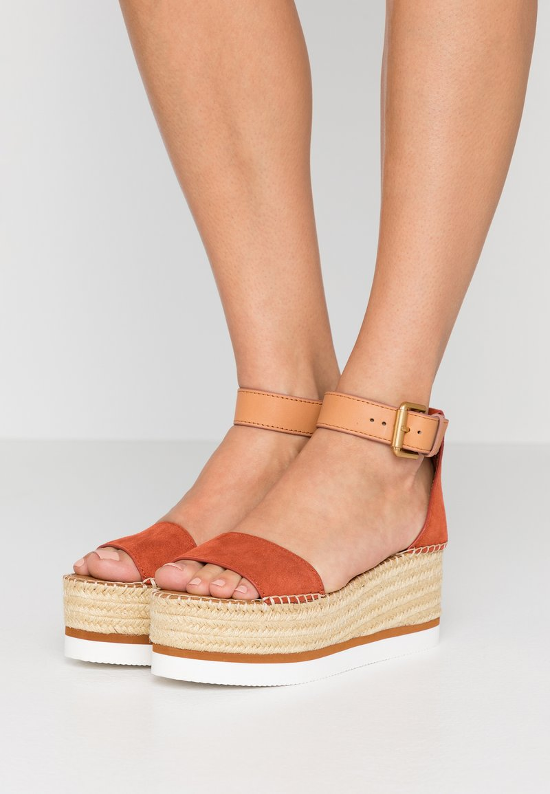 See by Chloé - Loafers - rustico