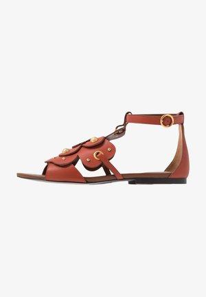 Sandaler - rust