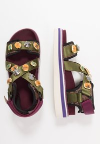 See by Chloé - Platform sandals - green - 3
