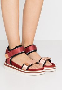 See by Chloé - Platform sandals - light pink - 0