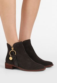 See by Chloé - Ankle boot - graphite - 0