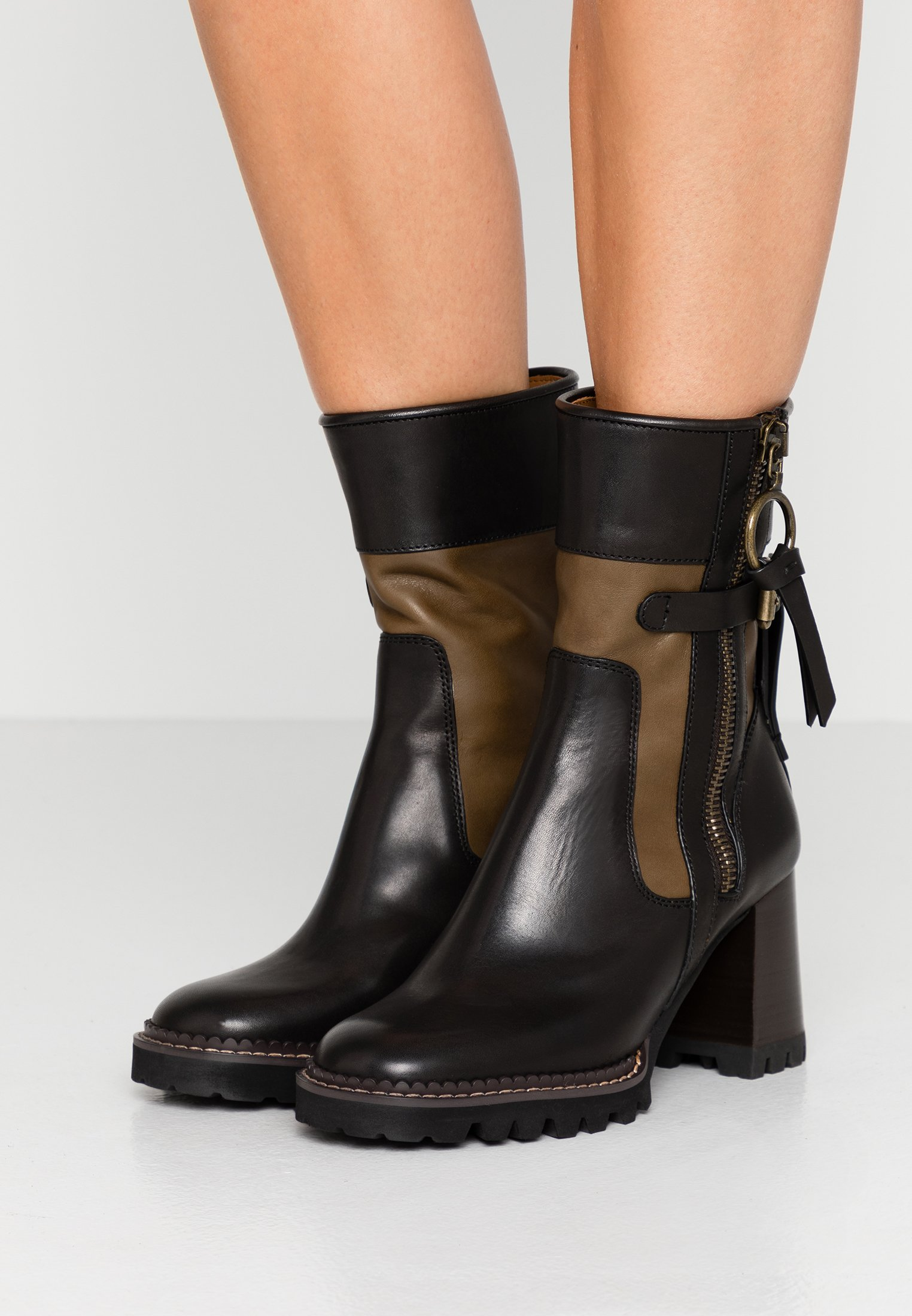 by Chloé Bottines See by See See nero Bottines nero by Chloé hdtsrxQC