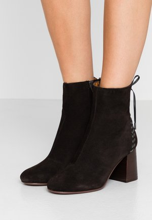 Classic ankle boots - grafite