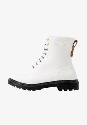 Botas de agua - bianco