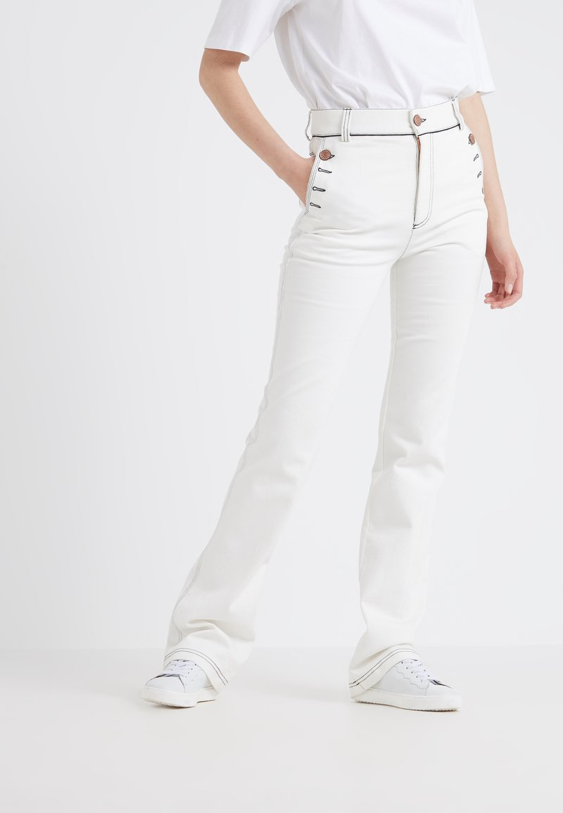 See by Chloé - Jean flare - iconic milk