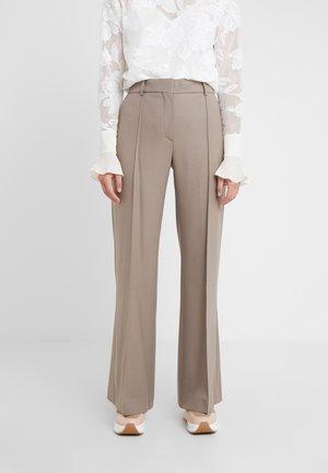Spodnie materiałowe - cinder beige
