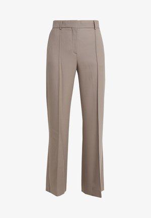 Kalhoty - cinder beige