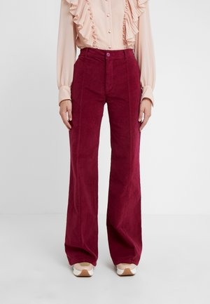 Pantalon classique - juicy purple