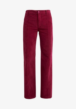Pantalon classique - juicy purple