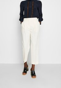 See by Chloé - Pantalon classique - natural white - 0