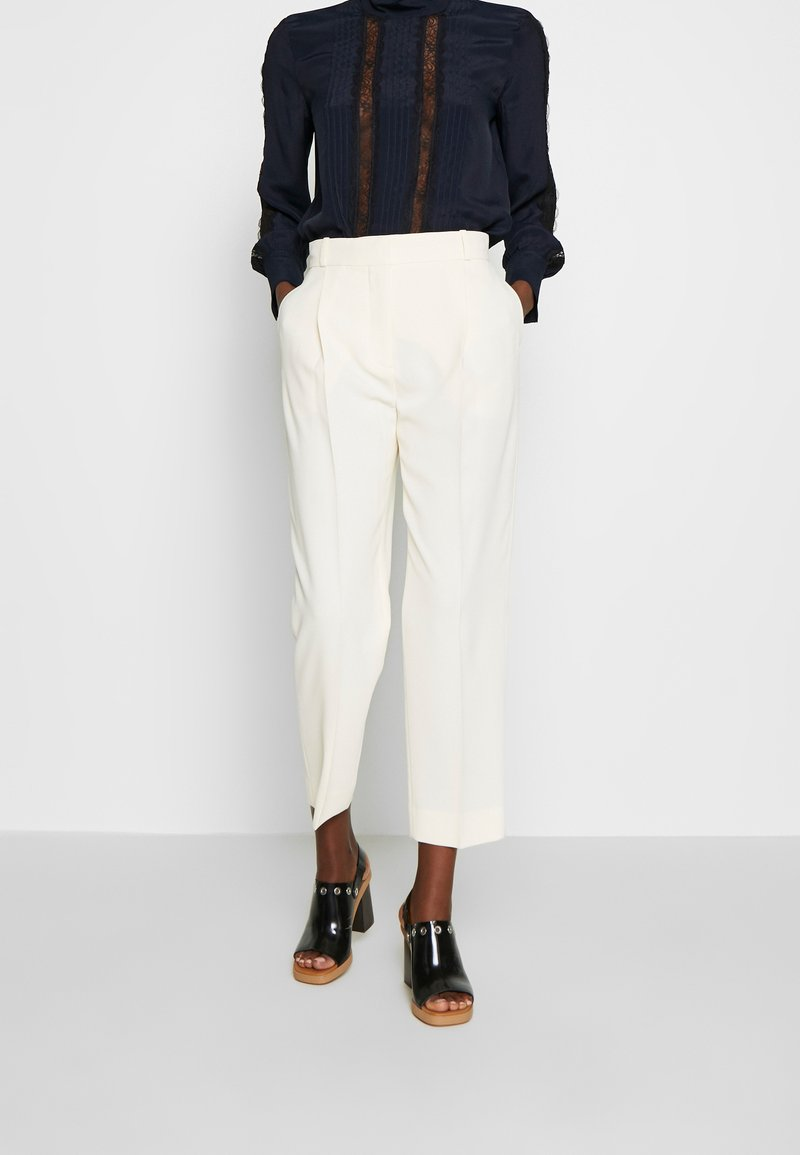 See by Chloé - Pantalon classique - natural white