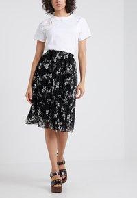 See by Chloé - A-line skirt - black - 0