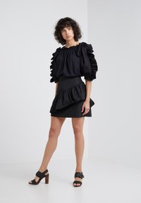 See by Chloé - A-line skirt - black - 1