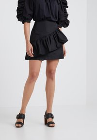 See by Chloé - A-line skirt - black - 0