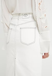 See by Chloé - Pencil skirt - iconic milk - 5