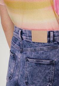 See by Chloé - A-line skirt - blush pink - 4