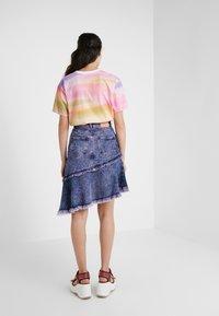See by Chloé - A-line skirt - blush pink - 2