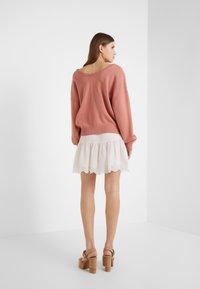 See by Chloé - Jupe trapèze - softy pink - 2