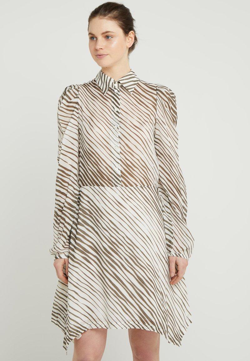See by Chloé - Blusenkleid - white