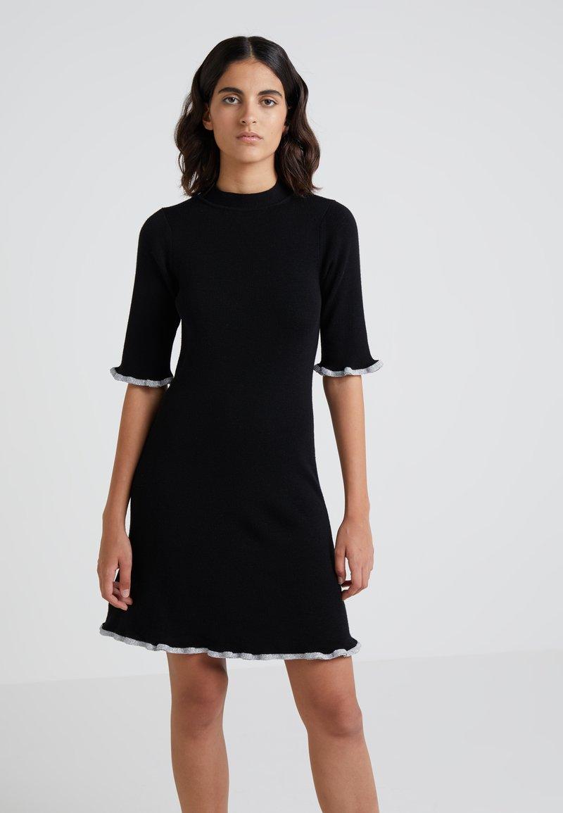 See by Chloé - Strickkleid - black