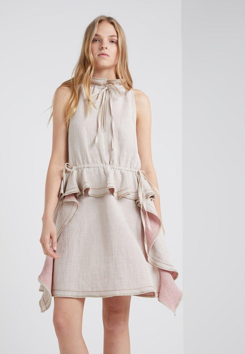 See by Chloé - Vestido informal - sweet beige