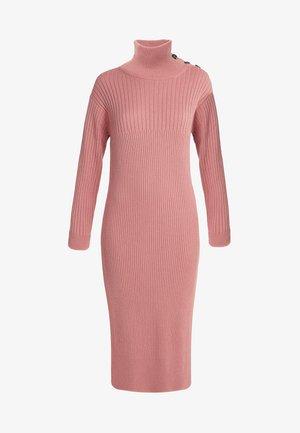 Długa sukienka - canyon clay