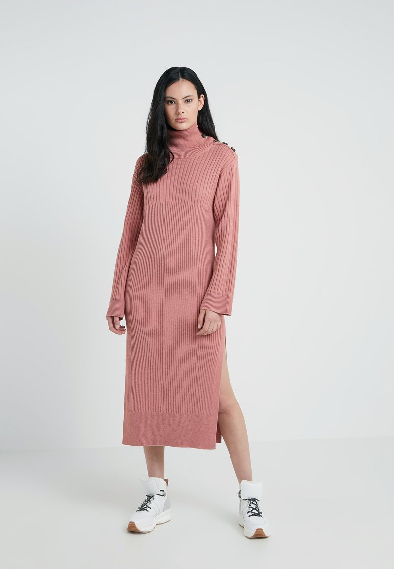 See by Chloé - Długa sukienka - canyon clay
