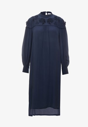 Day dress - ink navy