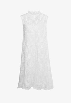 Cocktail dress / Party dress - crystal white