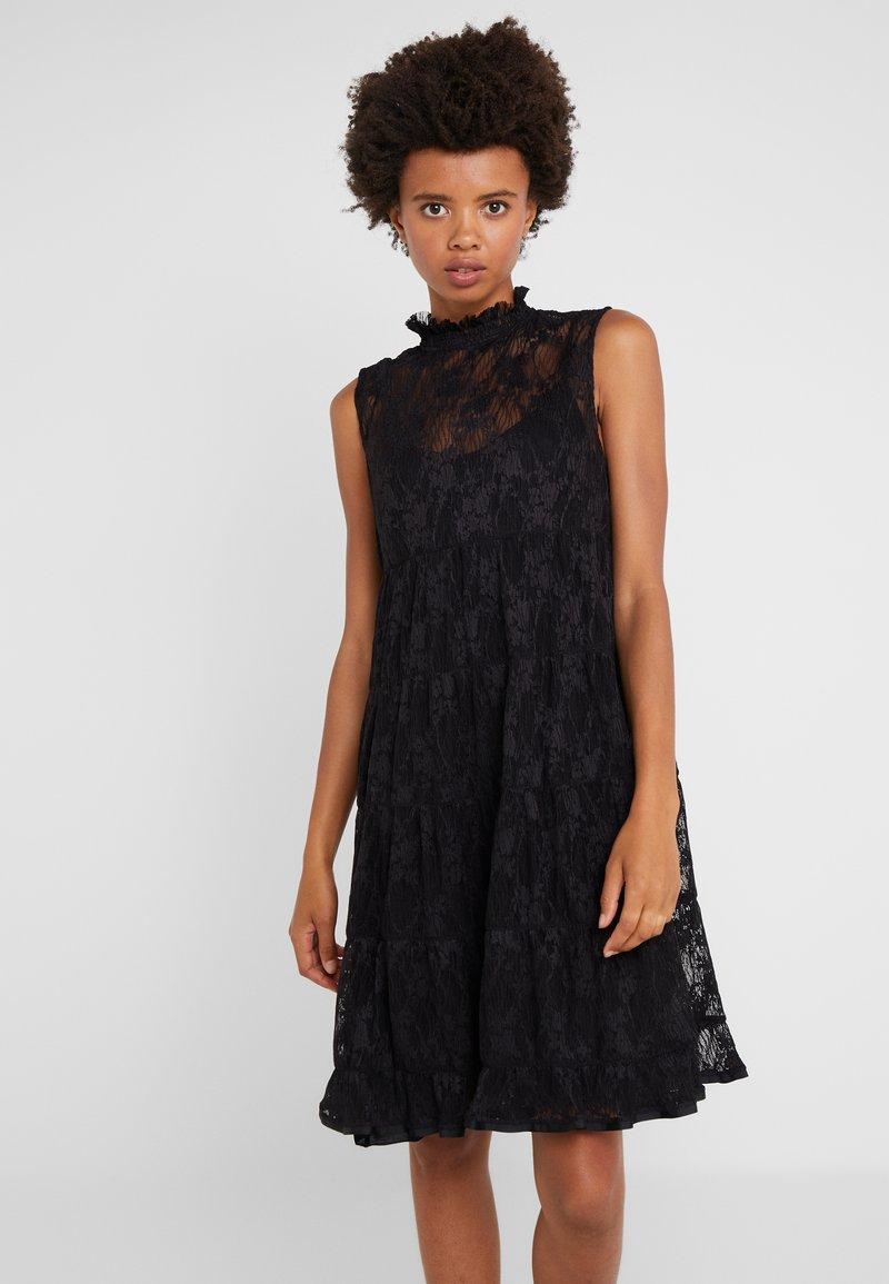 See by Chloé - Sukienka koktajlowa - black