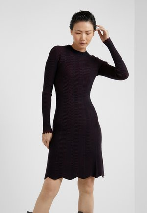 Jumper dress - evening blue