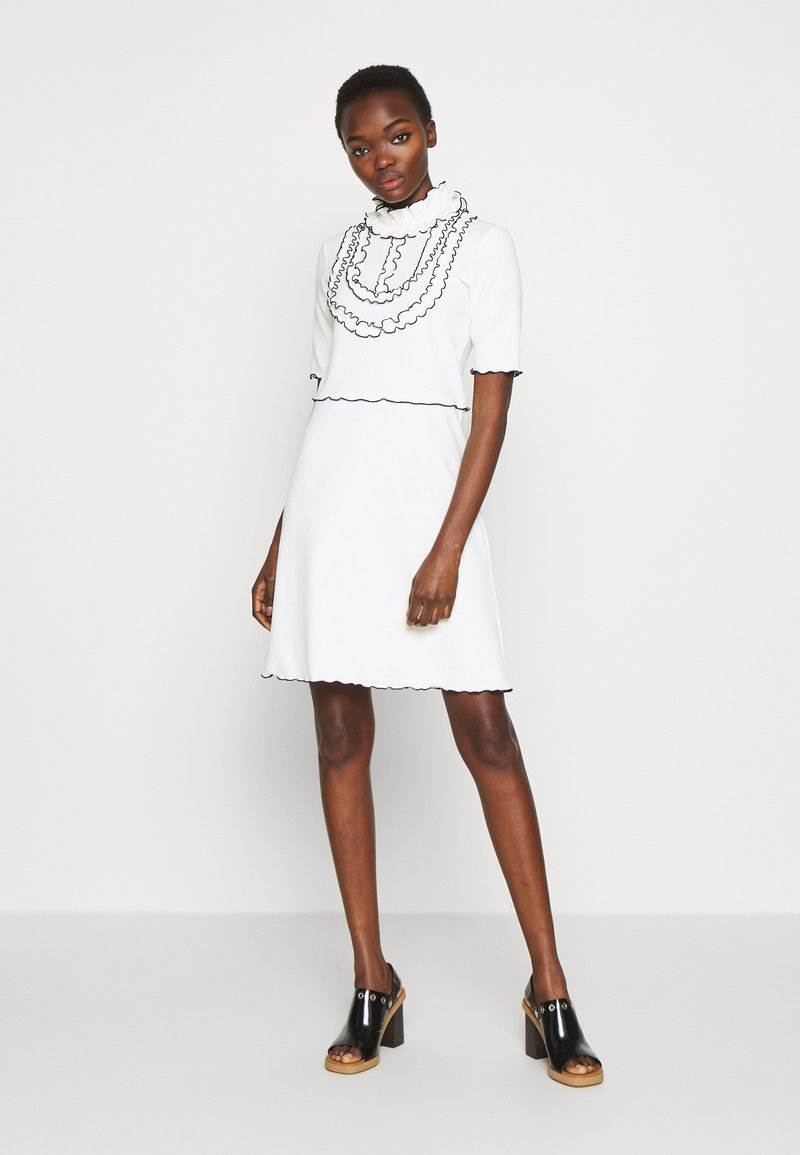See by Chloé - Jersey dress - iconic milk