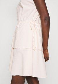 See by Chloé - Korte jurk - pink sand - 7
