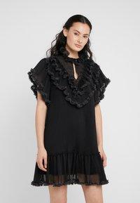 See by Chloé - Cocktailkleid/festliches Kleid - black - 0