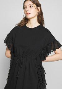See by Chloé - Jersey dress - black - 3